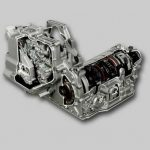 1997-2001 Cadillac Limo Rebuilt Transmission 4T80E image